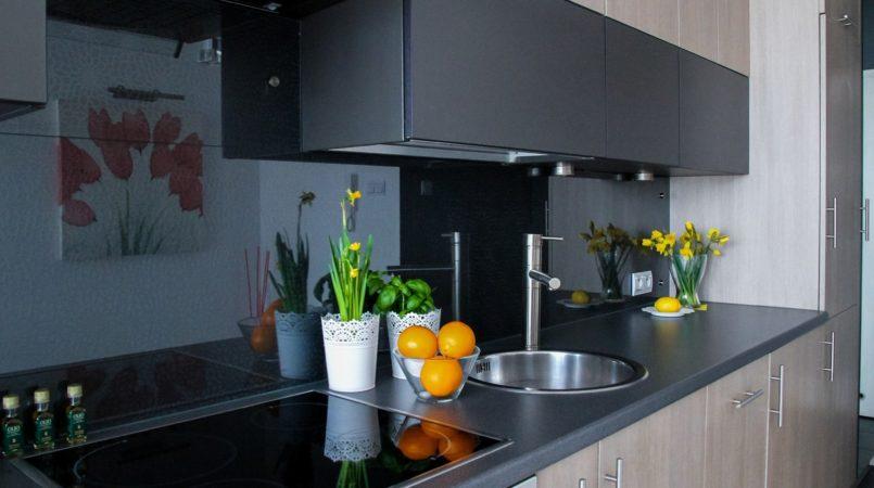 Um espaço para cozinhar - Home So Simple - Cozinha